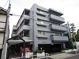 愛知県名古屋市昭和区宮東町の賃貸マンションの外観