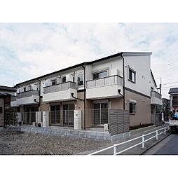 東京都葛飾区東堀切1丁目の賃貸アパートの外観