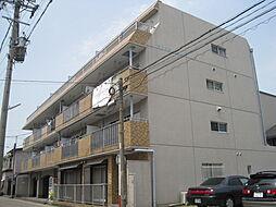 第3神谷マンション[4階]の外観