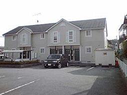 兵庫県姫路市書写字美ノ脇の賃貸アパートの外観