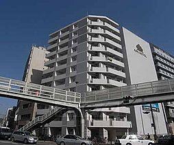 京都府京都市下京区南不動堂町の賃貸マンションの外観