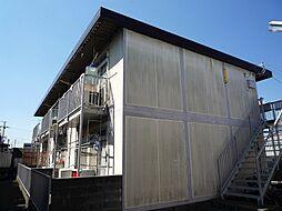 祝井ハイツ[1階]の外観