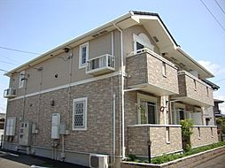 愛知県名古屋市南区元鳴尾町の賃貸アパートの外観