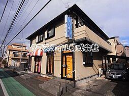 [一戸建] 神奈川県相模原市南区東林間6丁目 の賃貸【/】の外観