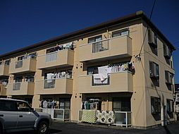 埼玉県越谷市蒲生4丁目の賃貸マンションの外観
