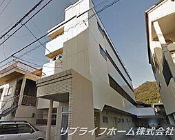 コーポ島本[3階]の外観