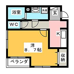 湘南台駅 8.1万円