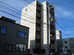 シルキーハイツ裏参道[701号室]の外観
