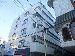 山本ビル[302号室]の外観