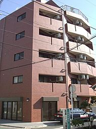 神奈川県横浜市西区西前町2丁目の賃貸マンションの外観