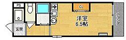 コーポ花園[3階]の間取り