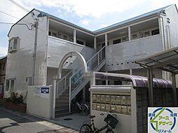 ヨーロピアン西明石[2階]の外観