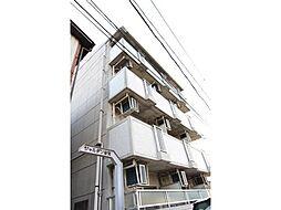 広島県広島市佐伯区皆賀1丁目の賃貸マンションの外観