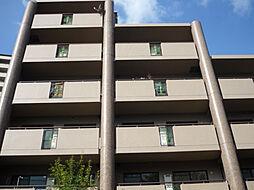 兵庫県神戸市中央区山本通5丁目の賃貸マンションの外観