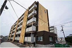 香川県高松市前田東町の賃貸マンションの外観