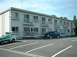 結城ハイツ3[105号室]の外観