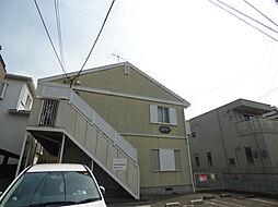 ファインハウスカミキI[1階]の外観