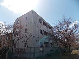 埼玉県草加市北谷1丁目の賃貸マンションの外観