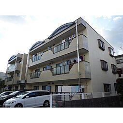 大阪府高槻市大蔵司3丁目の賃貸マンションの外観