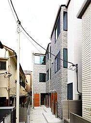 キングハウス新宿御苑の外観