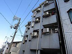 トアアルディ駒川[1階]の外観