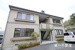 兵庫県西脇市西脇の賃貸アパートの外観