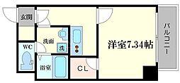 (仮称)守口市松町マンション[8階]の間取り