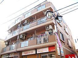 東京都昭島市昭和町5丁目の賃貸マンションの外観