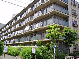 藤井寺グリーンハイツ[4階]の外観