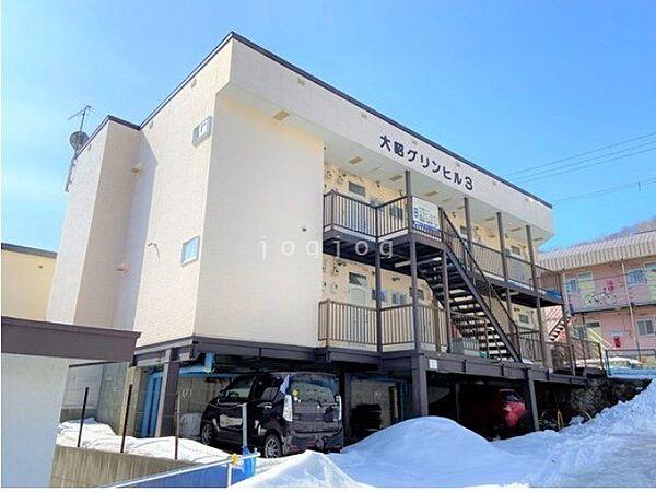 学)大昭グリーンヒル3 1階の賃貸【北海道 / 室蘭市】