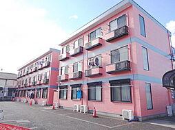 レオパレス南大沢[2階]の外観