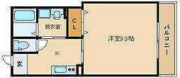 仮)古市4丁目新築[3階]の間取り