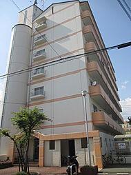 兵庫県尼崎市稲葉荘4丁目の賃貸マンションの外観