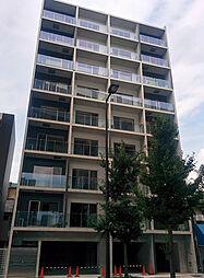大阪府大阪市港区田中2丁目の賃貸マンションの外観