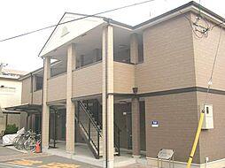 大阪府和泉市伯太町6丁目の賃貸アパートの外観