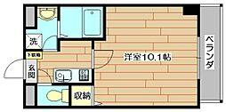 (仮)新庄町マンション計画[5階]の間取り