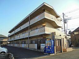 東京都町田市根岸町の賃貸マンションの外観