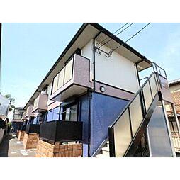 奈良県奈良市北市町の賃貸アパートの外観