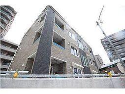 北海道札幌市東区北十八条東19丁目の賃貸アパートの外観
