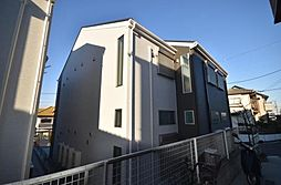神奈川県横浜市泉区弥生台の賃貸アパートの外観
