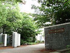 中学校西脇中学校まで2588m