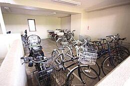 (駐輪場)空き区画・状況は都度、お問い合わせ下さい。