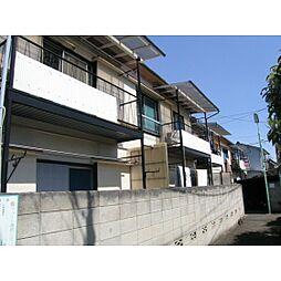 東京都杉並区成田西2丁目の賃貸アパートの外観