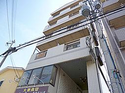 アメニティ淡路[6階]の外観