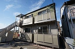 千葉県千葉市緑区あすみが丘東3の賃貸アパートの外観