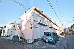 ダリアMアパートメント[203号室]の外観