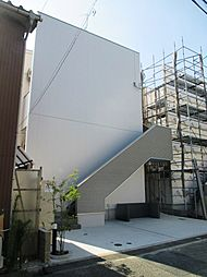 サクシード長洲東[1階]の外観