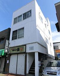神奈川県横浜市神奈川区三ツ沢中町の賃貸マンションの外観