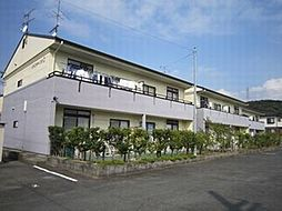シティ・ナカヤマ A棟[202号号室]の外観