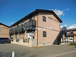岡山県岡山市中区浜3の賃貸アパートの外観